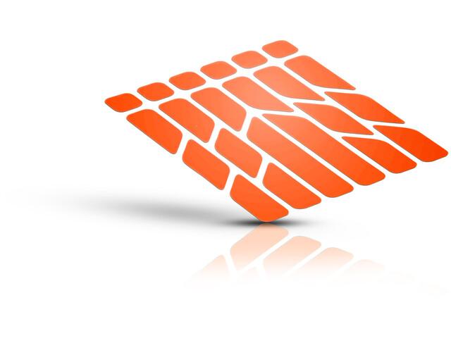 rie:sel design re:flex Reflective orange
